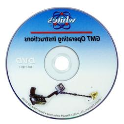 Whites Electronics GMT Metal Detector Instructional How-To D