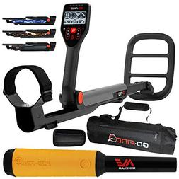 Minelab GO-FIND 44 Metal Detector with PRO-FIND 15 Pinpointe