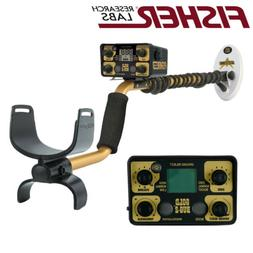"Fisher Gold Bug 2 II Metal Detector with 6.5"" Search Coil Go"
