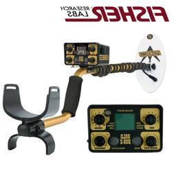 "Fisher Gold Bug 2 II Metal Detector with 10"" Elliptical Sear"