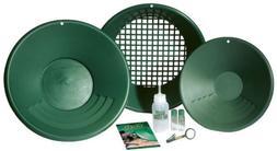 Garrett Gold Panning Kit w/ Gravity Trap Pan 1651300