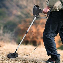 Outsunny Gold Search Device 2 Modes Metal Detector Lightweig