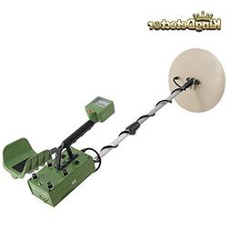 KingDetector Gold Sliver Digger Metal Detector Treasure Hunt