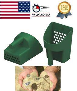 SE GP3-SS20 Prospector Series Green Sand Scoop for Metal Det