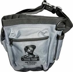 "Gray Ghost New & Improved ""Catch-All"" Pouch for Metal Detect"