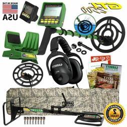 Garrett GTI 2500 Pro Package Metal Detector with TreasureHou