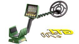 Garrett GTi 2500 Metal Detector Graphic Target Imaging Detec