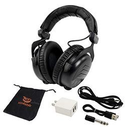 Quest 1V_1604.1000 H6 Headphones, Black