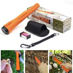 Hand Held Metal Detector Waterproof Automatic Pin pointer To