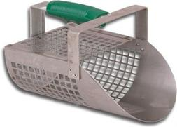 Deluxe Hand Held Sand Scoop for use with metal detector
