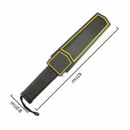 Handheld Metal Detector Portable Security Scanner Wand Airpo