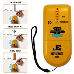 Handheld Metal Detector Sensitive Probe Audible Wand Pin Poi