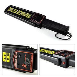 ReaYouth Handheld Security Metal Detector - High Sensitivity