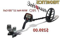Teknetics Hot New Eurotek Pro Metal Detector With The Hot 11