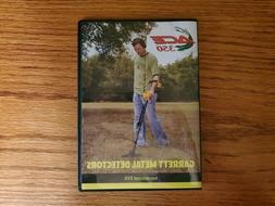 Garrett Instructional DVD for ACE 350 Metal Detector