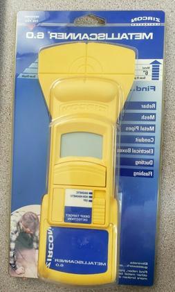 Zircon International 58594 MT6 Rebar Finder Metal Locator