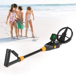 KKmoon Children Handheld Metal Detector Treasure Hunter Trac