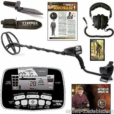 Garrett AT 1140463 Pro Digger's Special Package Metal Detect
