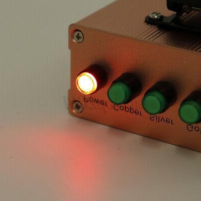 3D 1200m Detector Detective Gold Digger Scanner US