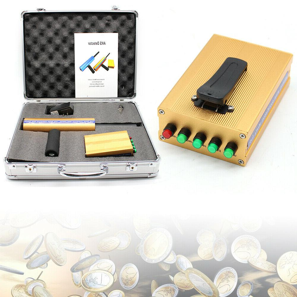 3D Detective Handhold Silver/Gold/Gems Detector Diamond