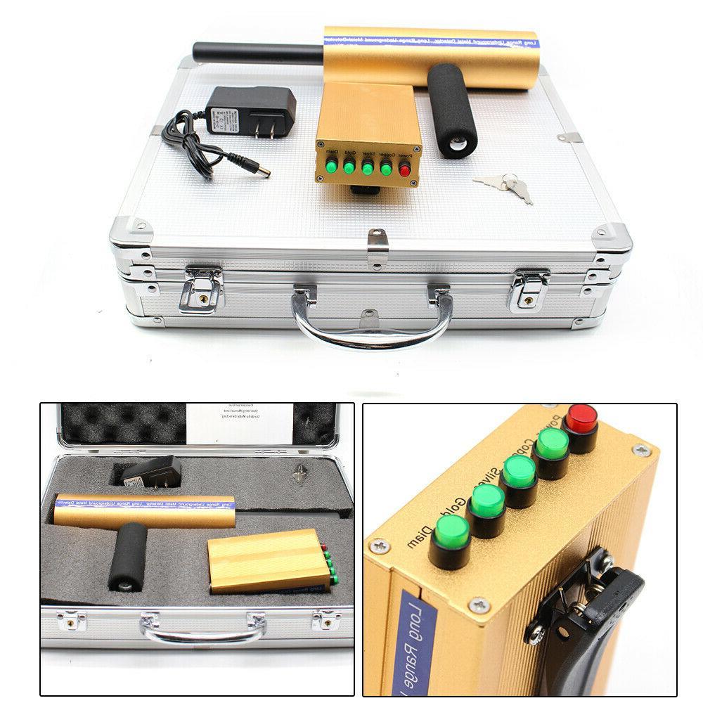 3D AKS Detective Silver/Gold/Gems Detector Long Diamond