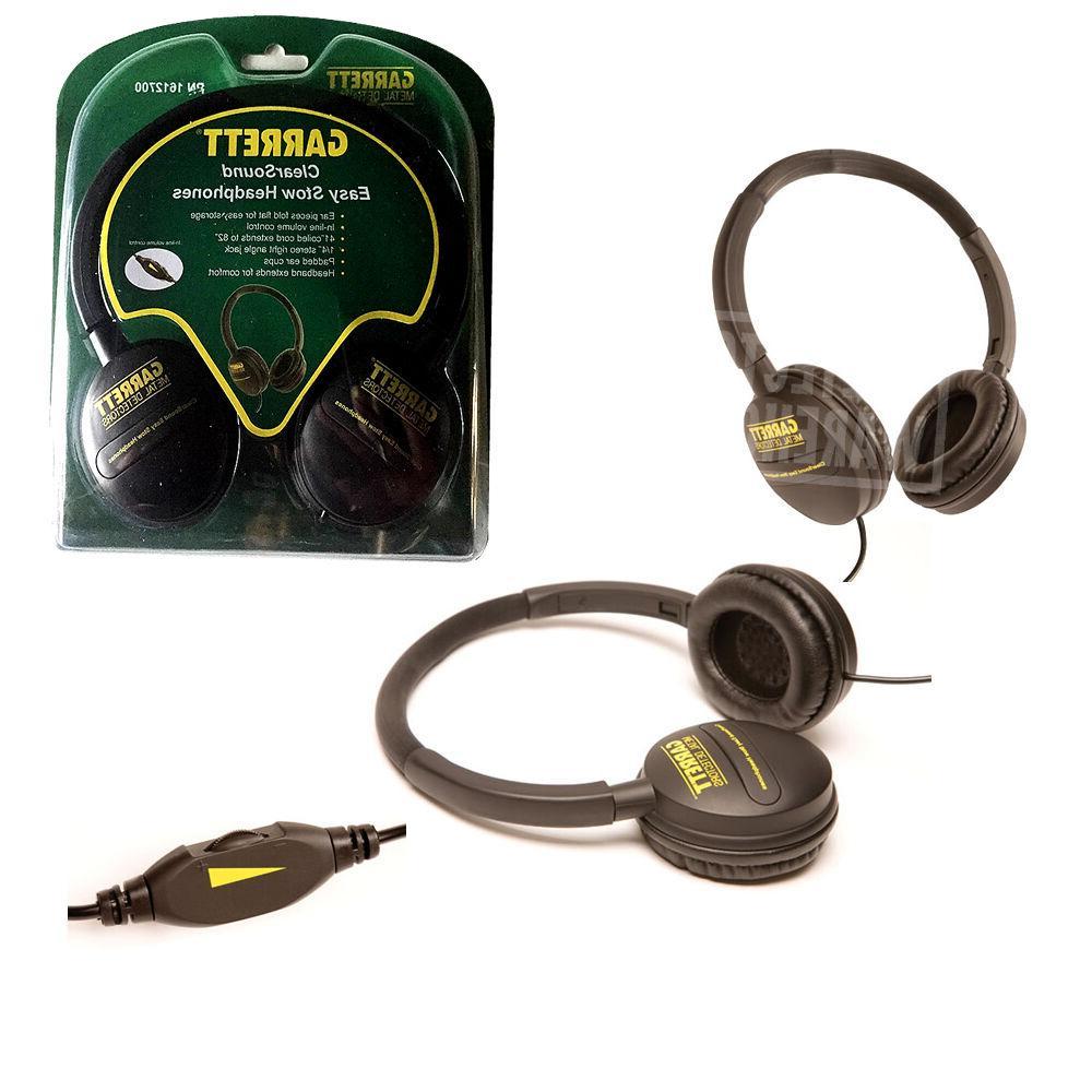 Garrett ACE Metal Detector, Headphones AT, Coil, ++