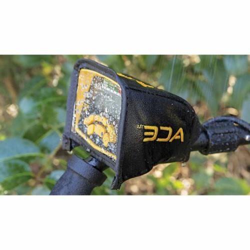 Garrett ACE 400 Metal Detector, Pointer Pinpointer, and