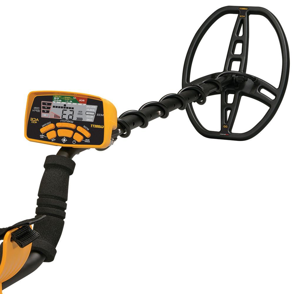 Garrett ACE 400 Detector Propointer AT, Free