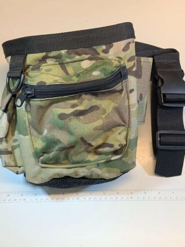acu metal detector pouch