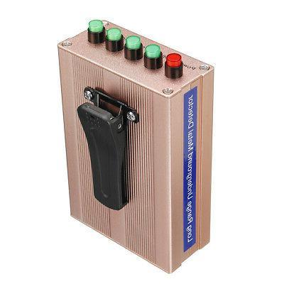 AKS Range Gold Metal Detector Finder Handheld