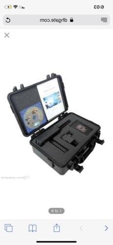 AKS PLUS Handhold Antenna Metal Gold Detector Scanner Dual P