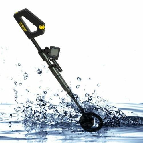 allsun ts20b junior metal detector with waterproof