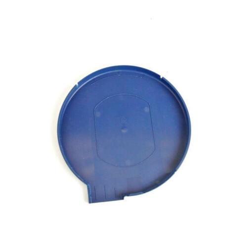 """Minelab 8"""" Blue Round Coil Cover for Minelab SDC 2300 Metal"""