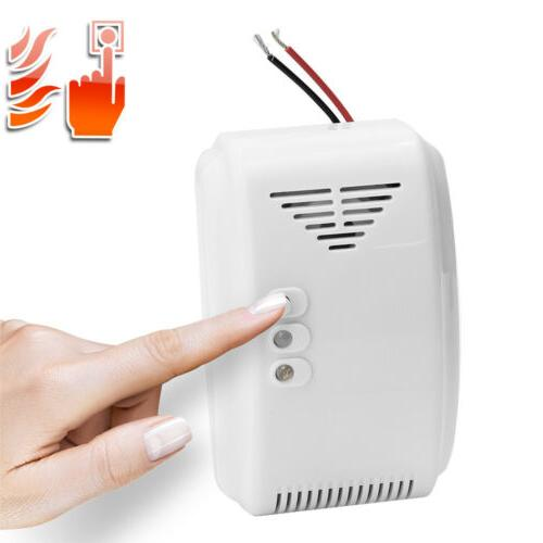 Combustible LPG Natural Detector Propane Alarm For Boat