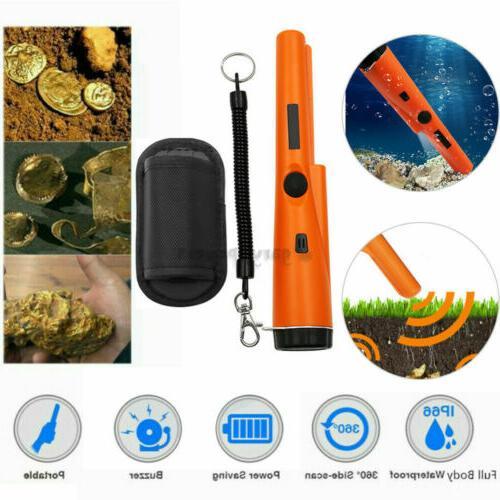 Detector Pinpointer Metal Pinpointer Pointer Sensitive Waterproof