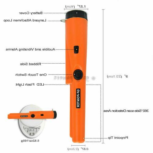 Detector Pinpointer Detector Pinpointer Pointer Waterproof