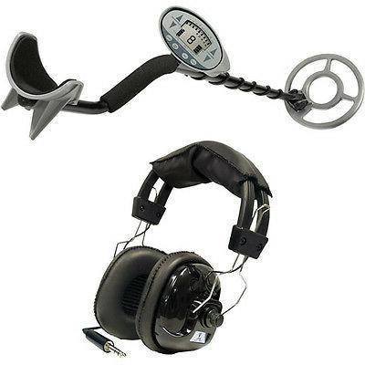 Bounty Hunter Discovery 2200 Metal Detector and Headphones