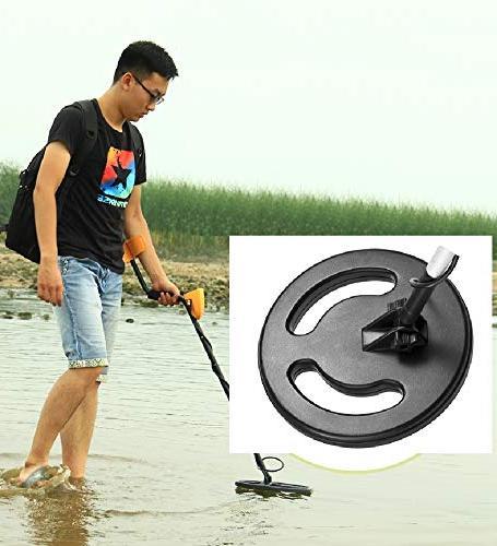 American Hawks Metal Detector | Object | Waterproof Coil Carry | Silver Platinum | Treasure Hunting Modes Professional