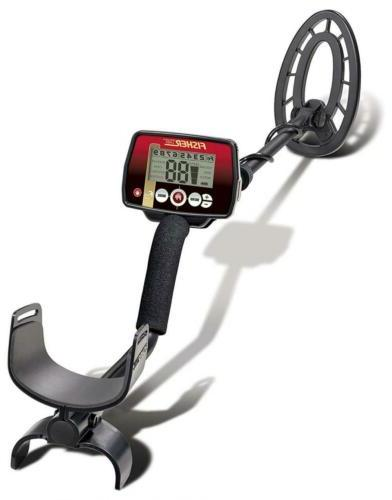 Fisher F22 Detector with Coil Black