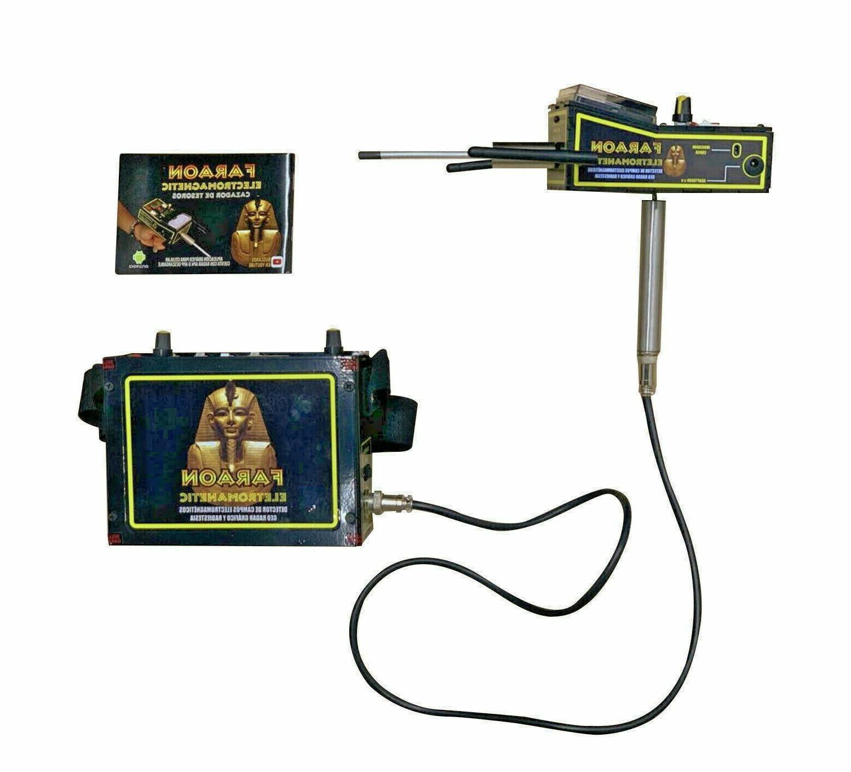 Faraon Geolocator Detector for Gold