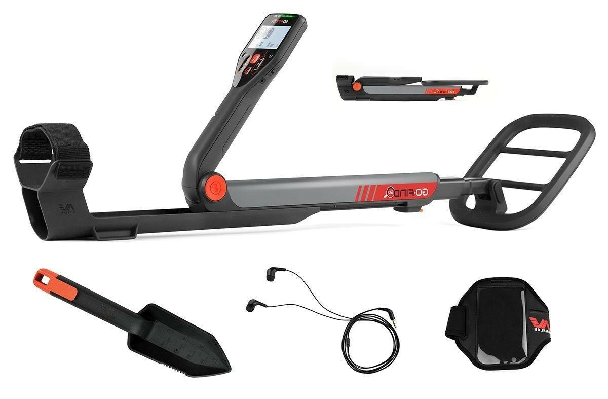 go find 60 metal detector with all