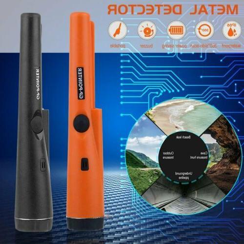 Metal Detector Pin Pointer Probe Waterproof Pinpointer Teste