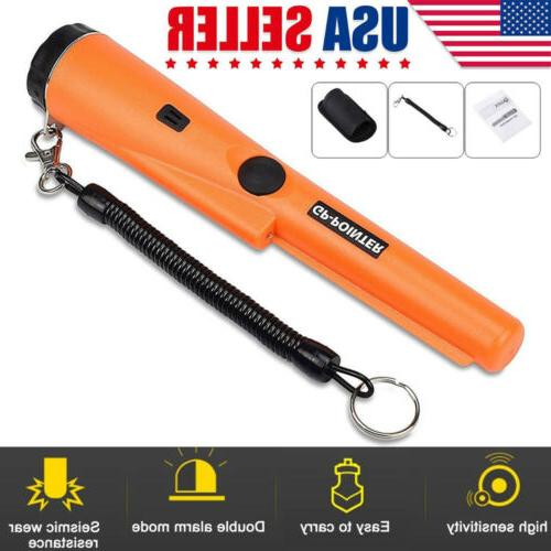 gp pointer metal detector automatic pinpointer waterproof
