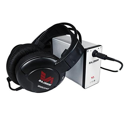 Minelab GPX Detector Wireless Audio System