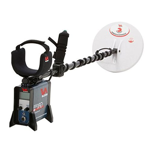 Minelab GPX 5000 Detector Special with Wireless System