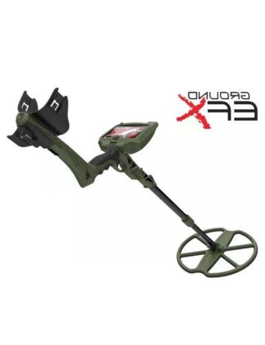 ground efx stryker lite mx400 metal detector