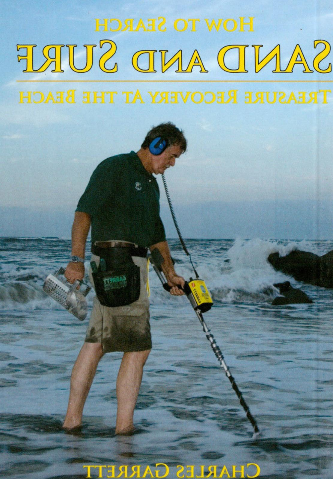 how to search sand and surf recovery