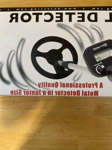 Bounty Hunter Metal Detector - - Brand