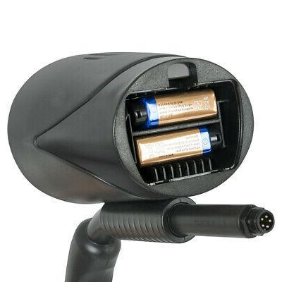 LCD Deep Sensitive Waterproof Coil Headphone