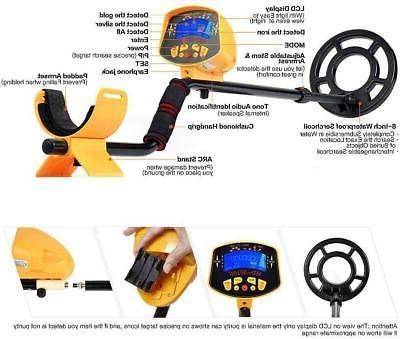 LCD Digger Deep Waterproof